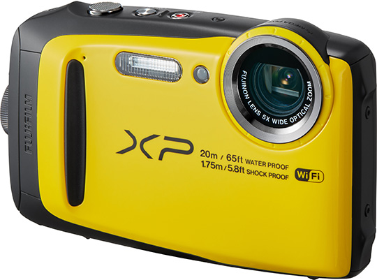 Fuji-FinePix-XP120-camera