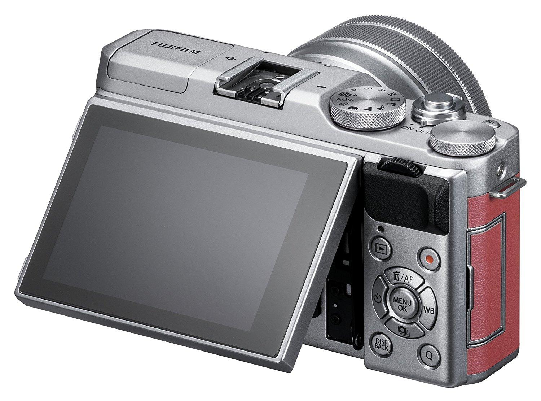 Fujifilm X-A5 images