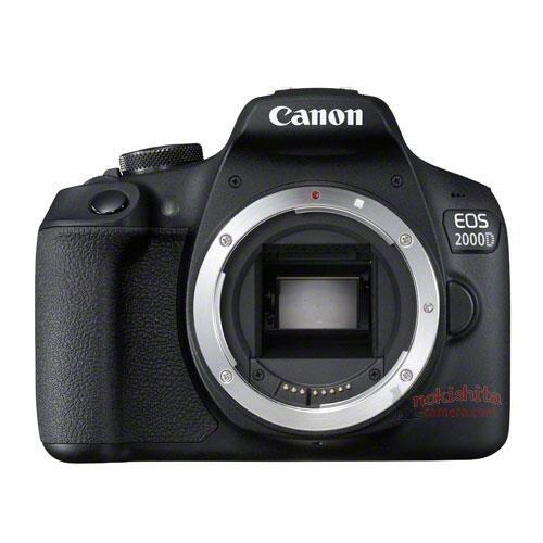 Canon EOS 2000D-2
