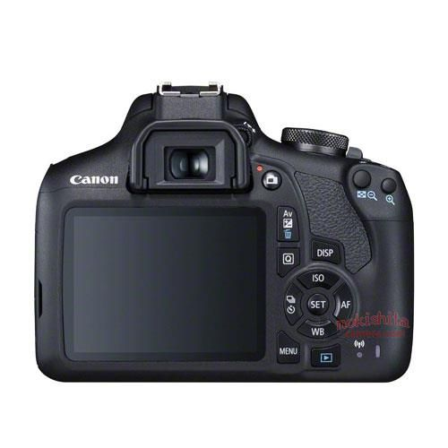 Canon EOS 2000D-4
