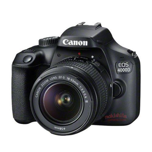 Canon EOS 4000D images