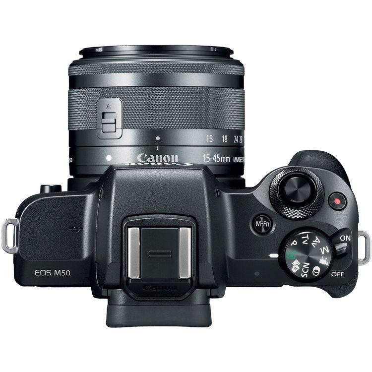 Canon EOS M50-2