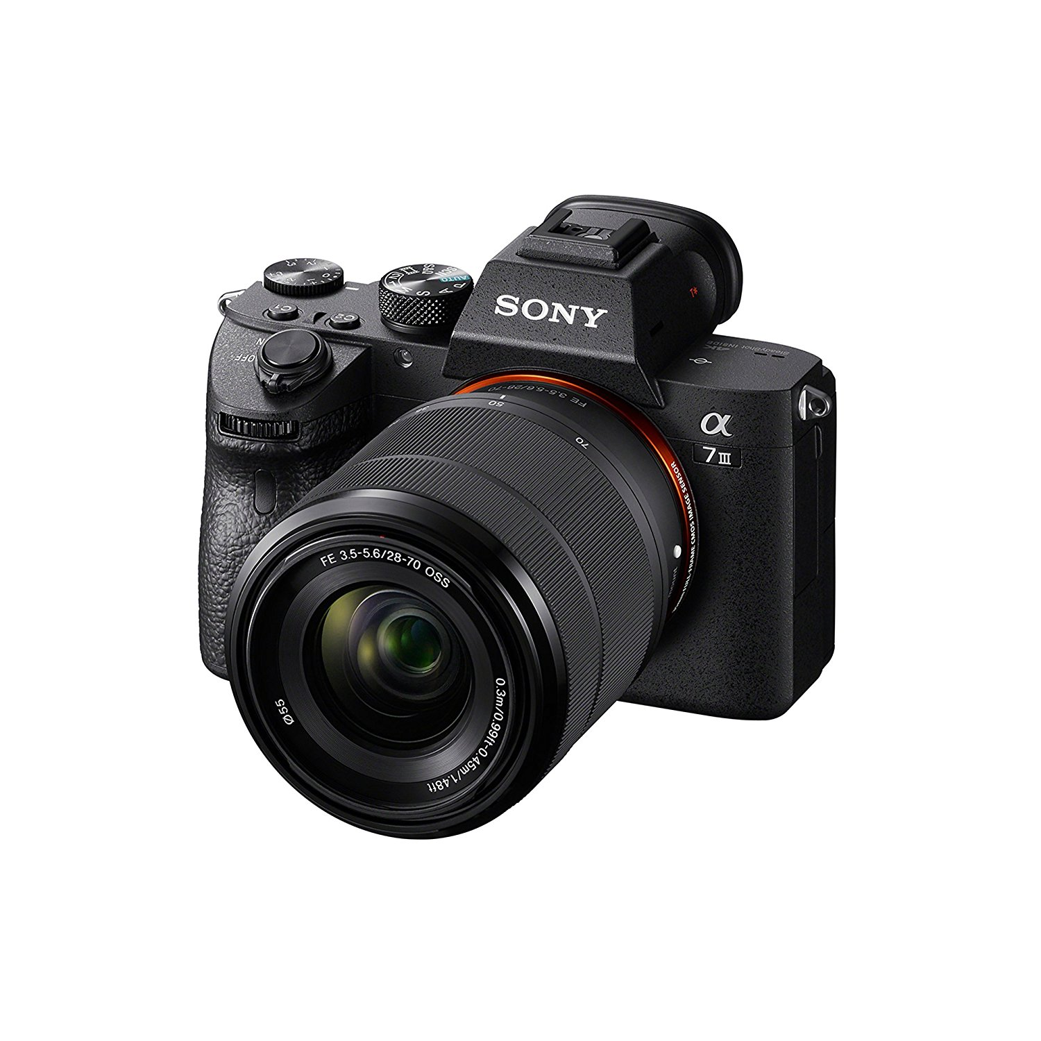 Sony A7 III w 28-70mm lens kit