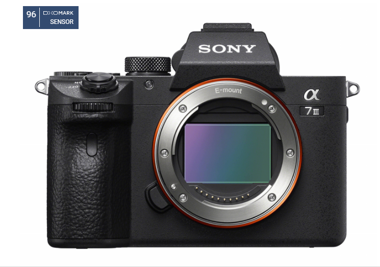 Sony a7 III dxomark review