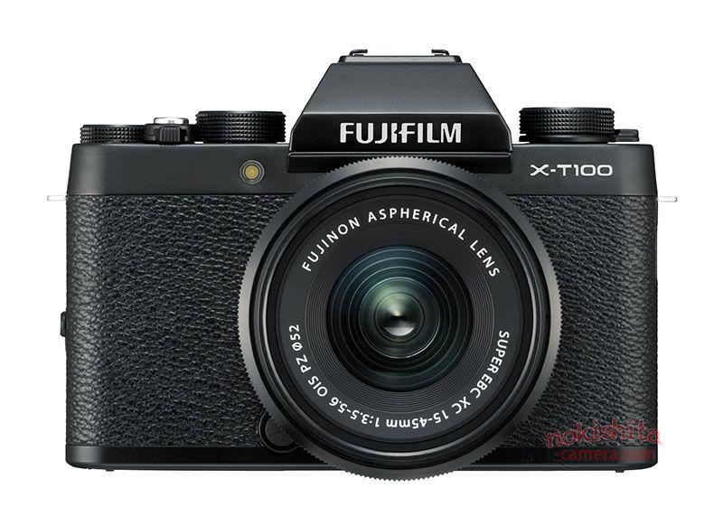 Fujifilm x-T100 images