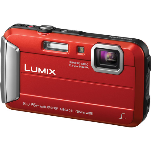 Panasonic Lumix DMC-TS30 Digital Camera