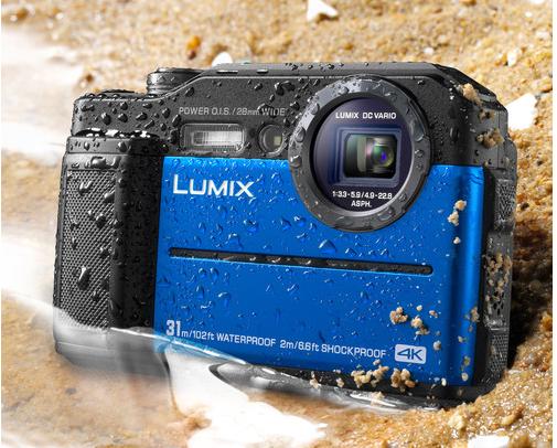 Panasonic lumix DC-TS7 images