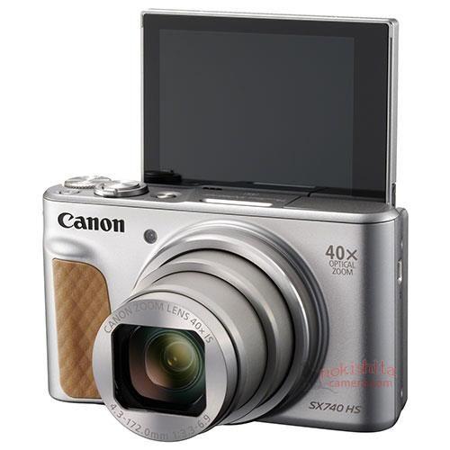 Canon PowerShot SX740 HS images4