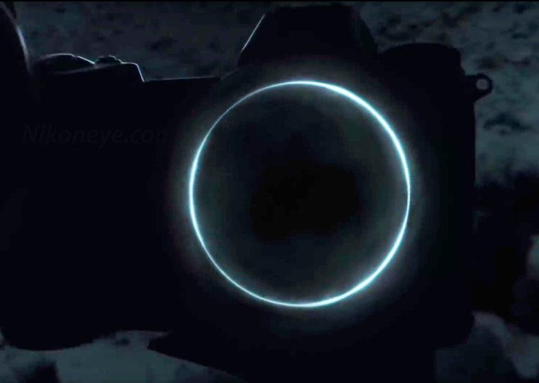 Nikon-full-frame Mirrorless camera
