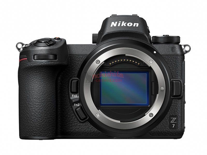 Nikon Z7 images