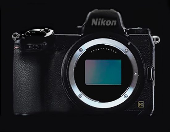 Nikon-full-frame-mirrorless-camera-550x426