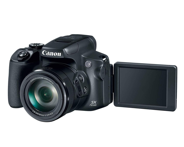 Canon Powershot SX70 2