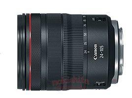 Canon RF 24-104mm lens