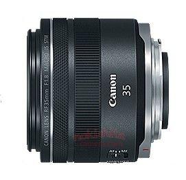 Canon RF 35mm lens