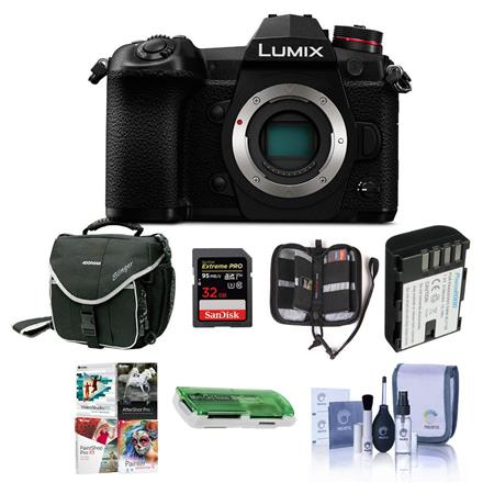 2019 Panasonic G9 Black Friday & Cyber Monday Deals