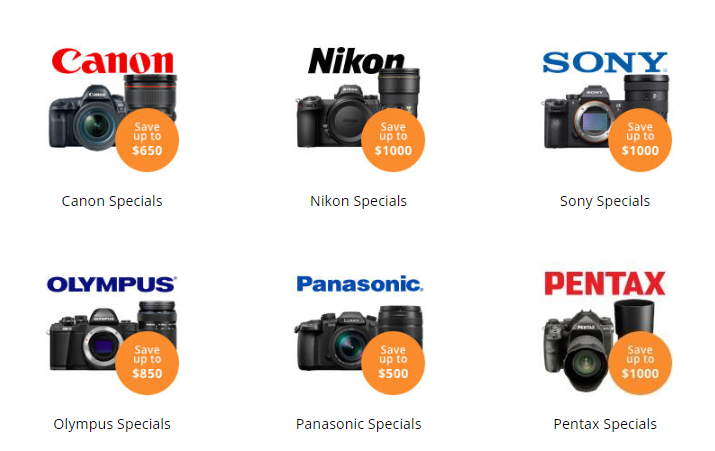 Hot Deals: Up to $1,000 Off on National Photo Month Specials!