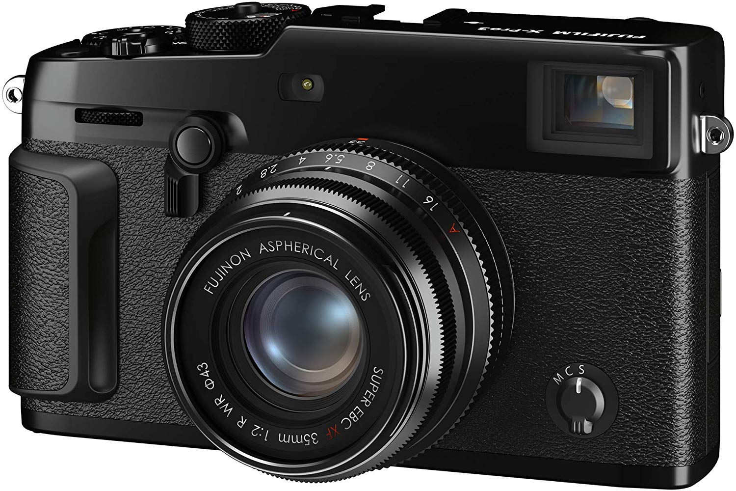 New Firmware Update Ver 1.05 for Fujifilm X-Pro3 Released