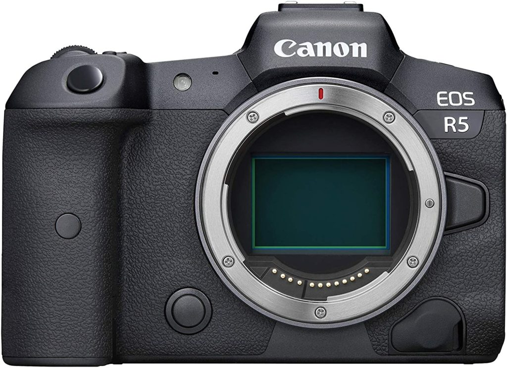 Canon EOS R5 : the Best Selling in the Second Half of April 2021 (CAPA)