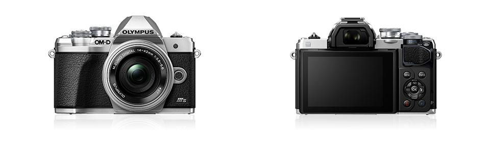 Olympus E-M10 Mark III S Camera Announced in China