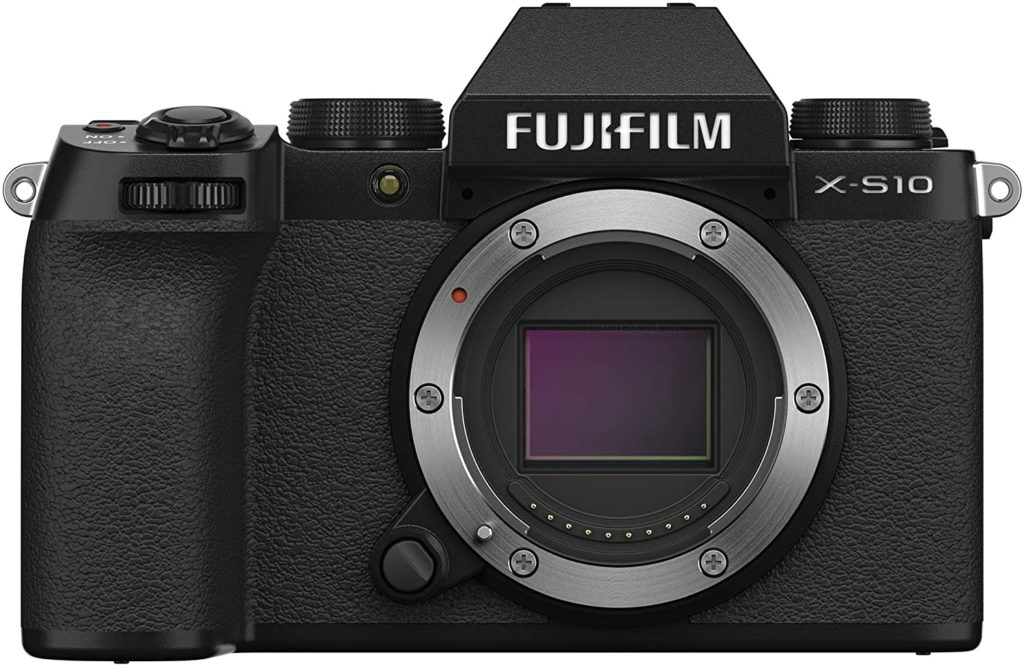 New Firmware Update Version 1.01 for Fujifilm X-S10 Released