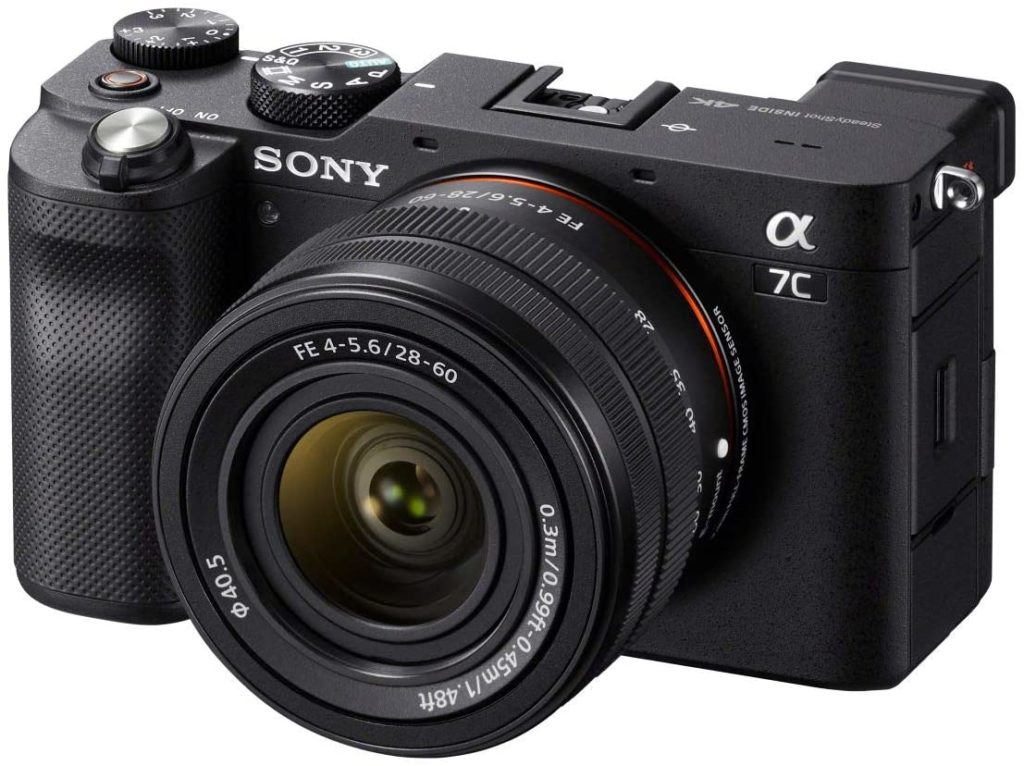 Sony Alpha a7C with 28-60mm Lens Kit In Stock & Shipping!