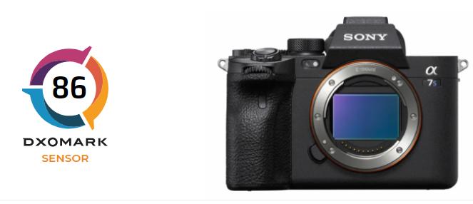 Sony A7S III Sensor Review (DXOMark): 86 Points